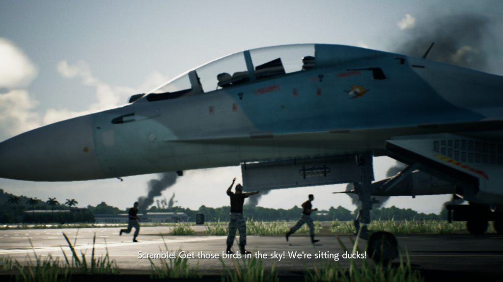 Ace Combat 7: Skies Unknown - The Geekdom Review 2